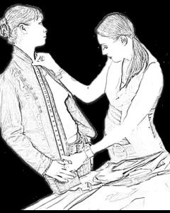 Couture sur mesure personnalisée