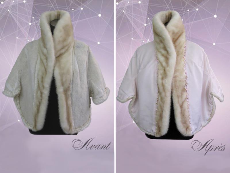 Fur Repairs & Redesign