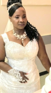 Bride's dream dress Montreal