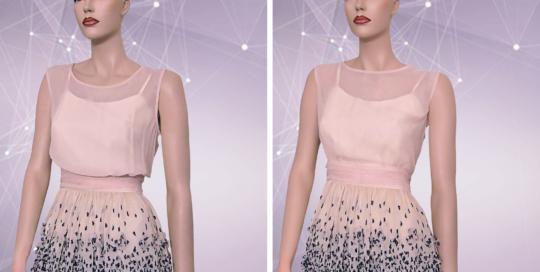 Modification d'une robe Montreal