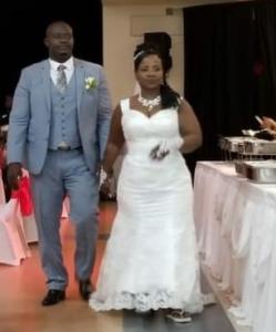 bride's dream dress