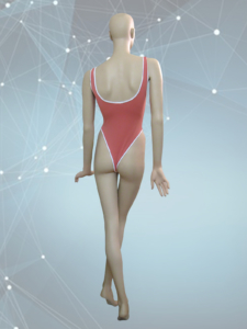 Fused swimsuit Montreal