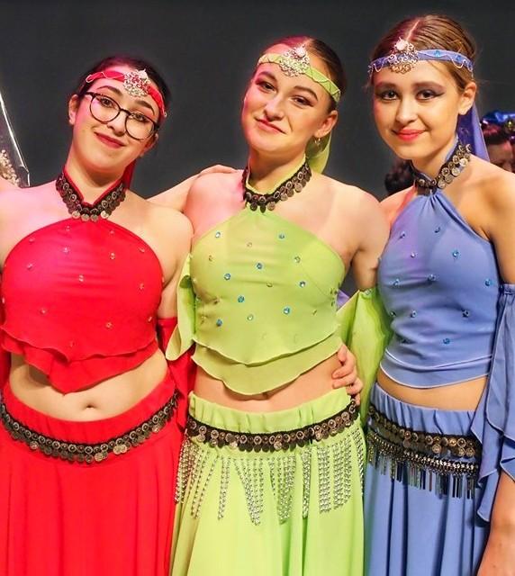 Costumes de danse orientale Laval