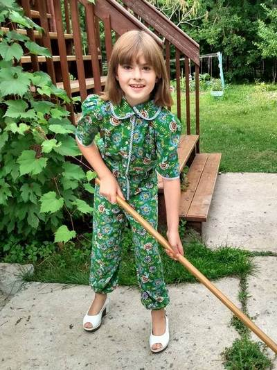 custom clothes for kids Montreal